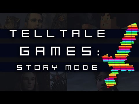 Telltale Games: Story Mode (Documentary) | Magnum Opus Games On Complex