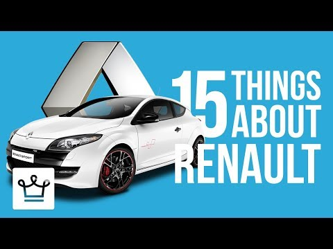 15 Things You Didn't Know About RENAULT
