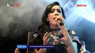 "OM ADELLA ""SEBENING EMBUN"" REZA SUGIARTO Live Di Kota Bangkalan Madura"