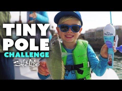 Tiny Pole Challenge | Salt Life
