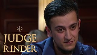 Video Angry Ex Con Attempts to Intimidate the Judge | Judge Rinder download MP3, 3GP, MP4, WEBM, AVI, FLV November 2017
