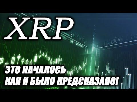 Ripple XRP: КРОВОПРОЛИТИЕ Началось! (Точно Так, Как И БЫЛО ПРЕДСКАЗАНО!)