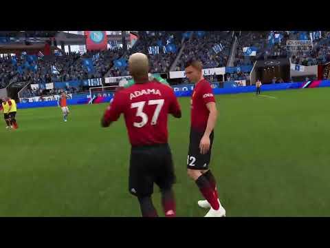 Наполи - Манчестер Юнайтед (3 тур VFM)