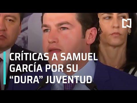 """Samuel García desata críticas por su """"dura"""" juventud por ir al golf - Despierta"""