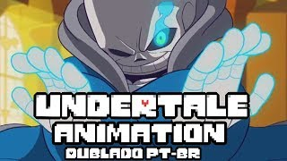 [Undertale] - Auslegung der Genozid - Undertale Animierte - Dub - [PT-BR]