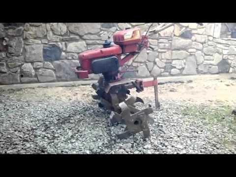 Test motozappa formica da 7 5 cavalli youtube for Motozappa youtube