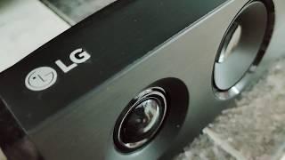 LG SJ3 Sound Bar 300W 2.1 Wireless SubWoofer Review
