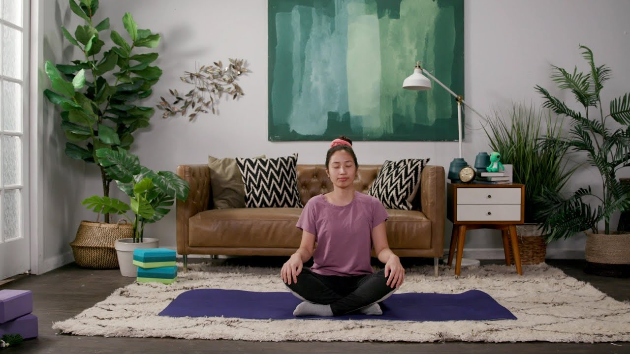 Mindful Meditation And Breathing Exercises In 15 Minutes Or Less // Presented by BuzzFeed & GEICO