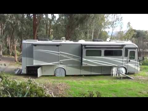 RV battery and solar power systems