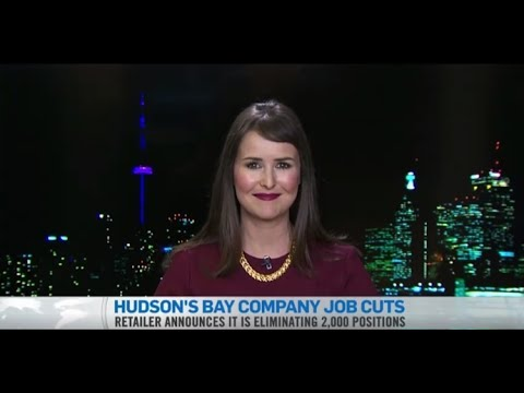 Dr. Brynn L. Winegard Interviewed on HBC Layoffs and New Corporate Direction