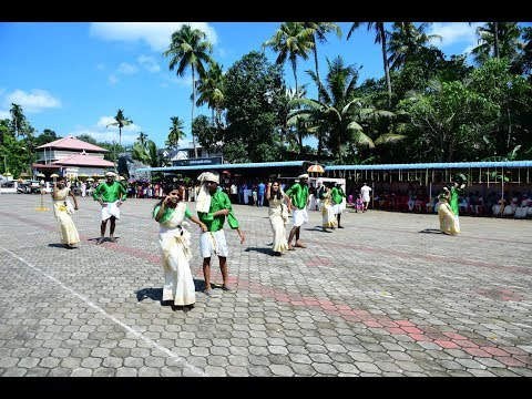 Flashmob 2017  CLC West Chalakudy