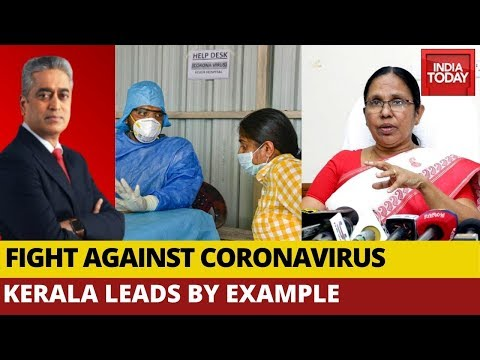 Fight Against Coronavirus: Kerala Model Of Health Care Leads By Example | Info Corona With Rajdeep