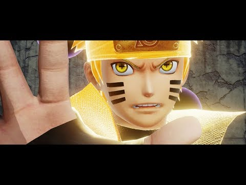 See pretty much every anime fighter there is to see in Jump Force's launch trailer