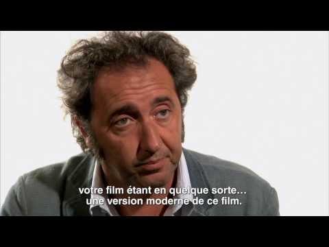 Rencontre: Paolo Sorrentino (La grande Bellezza)