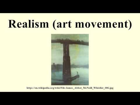 Realism (art movement)