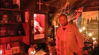 Tony speaks from the Warren Occult Museum: How to be a Paranormal  Investigator