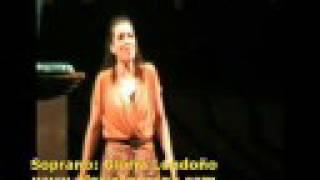 Qual fiamma ...- I pagliacci - Gloria Londoño