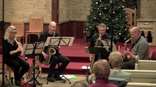 Swing by Gordon Goodwin performed by the Toronto Sax Quartet