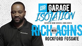 PASMAG's Garage of Isolation with Rich Agins of Rockford Fosgate