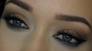 Smoked out Golden Bronze Eyes ( For the Fall ) Thumbnail