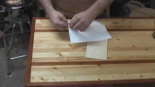 Removable Adhesive Paper For Scroll Saw Patterns