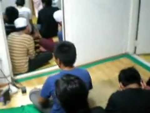 takbir raya di korea 2008 Travel Video