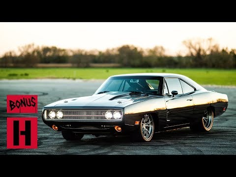 1650 HP Twin Turbo 1970 Dodge Charger - Tantrum and Evolution!