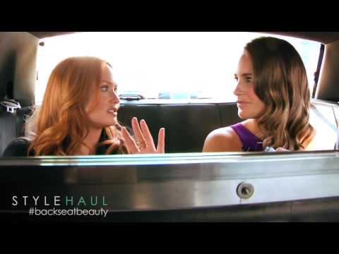 Back Seat Beauty with Louise Roe   Gossip Girl's Kaylee Defer