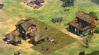 AoE2:DE - 4. RESEARCH AND TECHNOLOGY (HARD Difficulty)   WILLIAM WALLACE