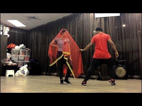 Gerua - Shah Rukh Khan   Kajol   Dilwale   Full Dance   Choreographed by Anil Dandge