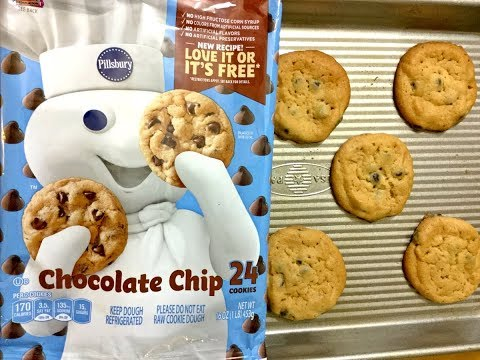 Pillsbury Chocolate Chip Cookies
