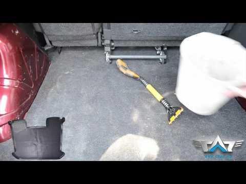 Коврик в багажник FIAT DOBLO