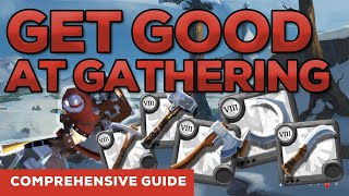 GET GOOD AT GATHERING in Albion Online: A Comprehensive Guide