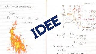 Von der Idee zum Schaltplan | Der Weg zur Platine #1 | Let