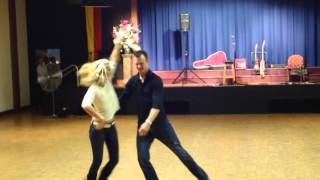 Clint Glasgow & Kylie Davey - Heaps Good Westie Weekend (adelaide)