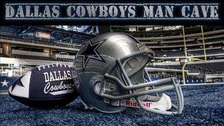 Dallas cowboys mancave