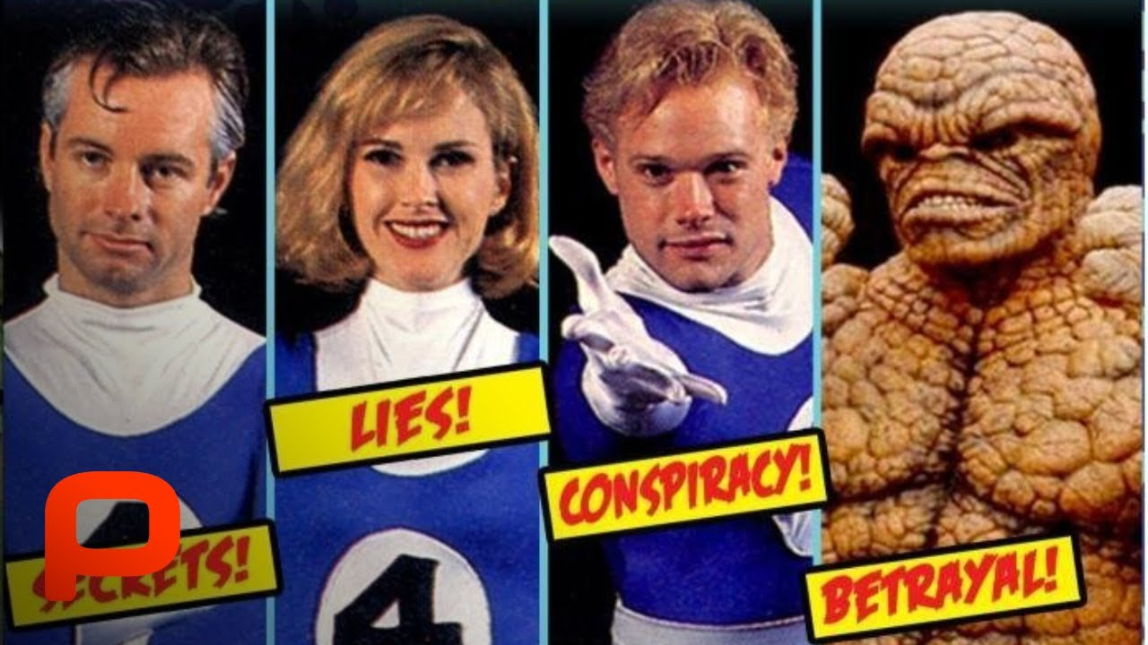 Download Doomed: The Untold Story of Roger Corman's The Fantastic Four (Full Movie) 2015