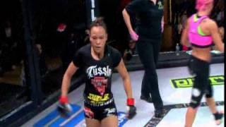 Michelle Waterson (9-3) vs. Lacey Schuckman (7-5)  Invicta FC 3