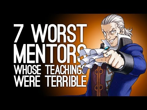 7 Worst Mentors Whose Teachings Were Terrible - Commenter Edition