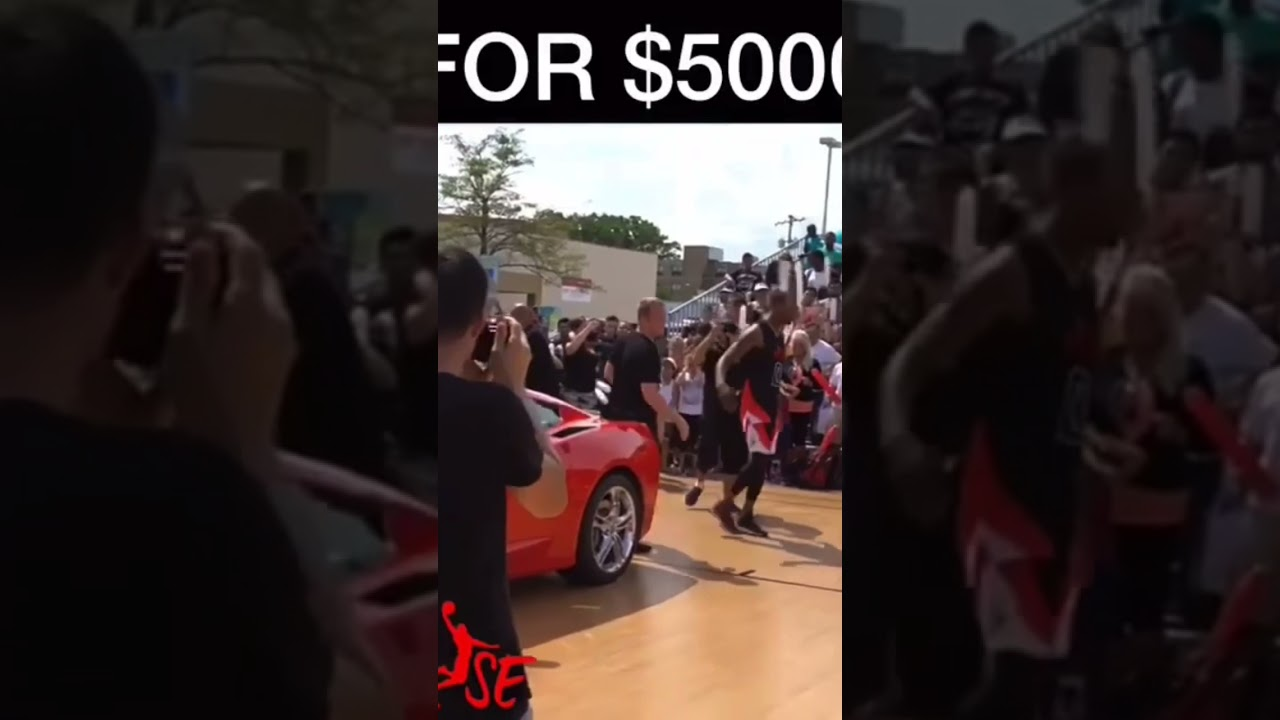 They Bet Me $5000 to jump over the car