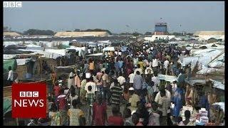 Rape as revenge in South Sudan - BBC News
