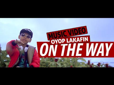 Rapper Cilik Asal Tanimbar, Oyop Lakafin Rilis Single 'On The Way'