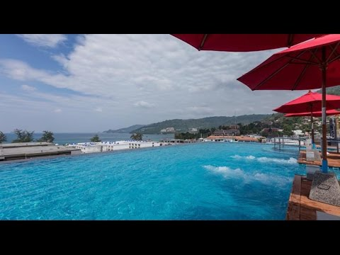Top10 Recommended Hotels in Patong Beach, Phuket, Thailand
