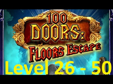 100 Doors Floors Escape Walkthrough 100 Doors Floors