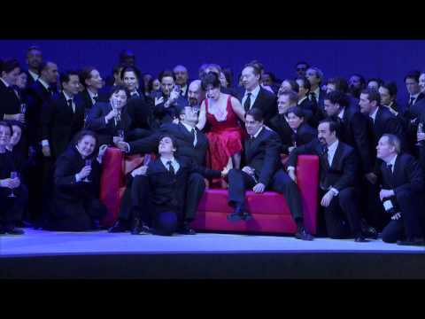 "La Traviata: ""Libiamo"" (Stephen Costello, Marina Rebeka)"