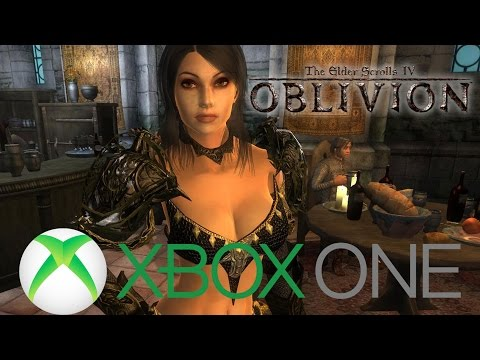 The Elder Scrolls Oblivion Xbox One Gameplay Walkthrough – NOW ON XBOX ONE (Intro)