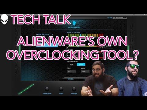 Tech Shop | New Alienware Overclocking Application