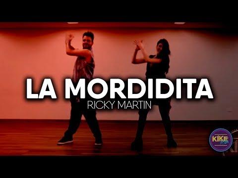 La Mordidita  Ricky Martin FT  Yotuel  Choreography  Kike Insua