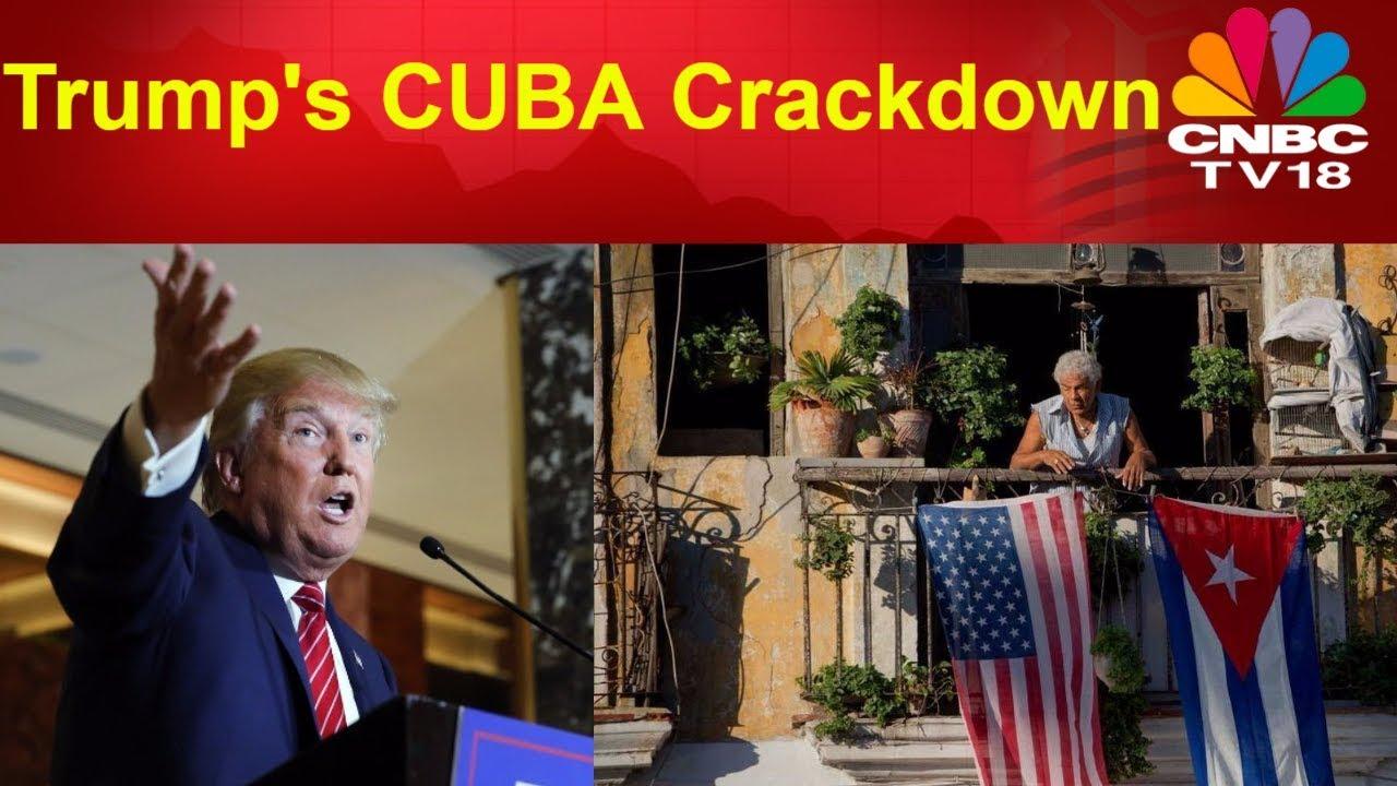 Trump's Administration Issues New Cuba Regulations ...