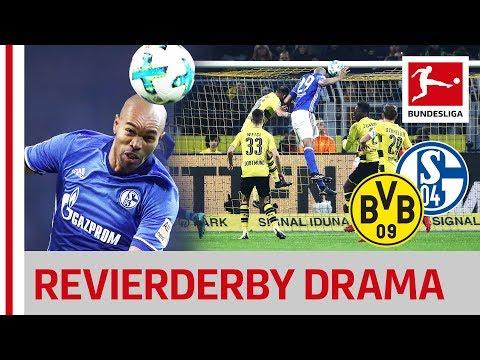 The Greatest Comeback In Bundesliga History - Revierderby Rewind